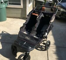 New ListingBaby Jogger Summit X3 Double Jogging Stroller - Black/Gray