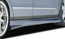 """RDX retrasadas VW Passat 3c faldones """"Turbo"""" set alerón"""
