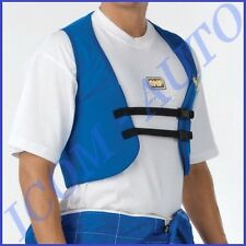 PROTECTION PILOTE OMP GILET PROTEGE COTES OMP KARTING TAILLE XL