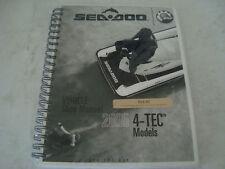 SEADOO SHOP MANUAL 2005 4-TEC MODELS 219100211