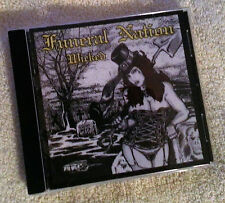 "Funeral Nation ""Wicked"" limited cd-r Venom Master Satanic Possessed Abomination"