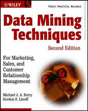 Data Mining Techniques: For Marketing-ExLibrary