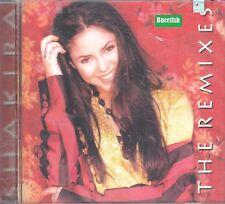 Shakira The Remixes CD New Sealed