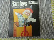 More details for vintage hamleys toy catalogue 1970