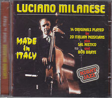 LUCIANO MILANESE - made in italy CD