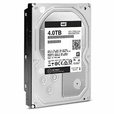 "Western Digital Negro 4TB (7200rpm) SATA 6Gb/s 128MB 3.5"" disco duro (interno)"