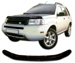 High Quality Bonnet Protector - Tinted - for Land Rover Freelander 1998-2003