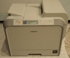 SAMSUNG CLP-510N COLOR-Laser Network or Stand-alone Printer