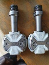 Speedplay Zero Pedals White Stainless Steel