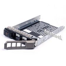 """3.5"""" SAS SATA HDD Drive Caddy Tray F238F DELL PowerEdge T410 T610 T710 R310 T310"""