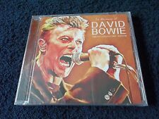 New And Sealed, DAVID BOWIE - In Memory Of, Limited Collectors Edition, CD 2016