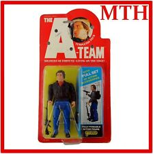 A Team The Face Action Figure On Card Moc Galoob Extremely Rare - Damaged