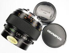 Olympus OM 50mm f2 Macro   #103401