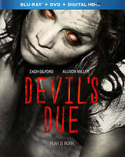 Devil's Due (Blu-ray/DVD, 2014, 2-Disc set, Includes Digital HD) NEW!