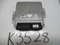 04 05 06 HYUNDAI ELANTRA COMPUTER BRAIN ENGINE CONTROL ECU ECM EBX MODULE K3528