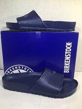 Birkenstock Mens Size 13 EU 46 Barbados EVA Navy Casual Sandals Slides ZB5-2650