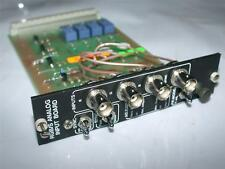 BRAND NEW RGB/S ANALOG INPUT BOARD (5 AVAILABLE)