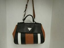 Guess Women's Satchel BB645519 Black Multi New!!!