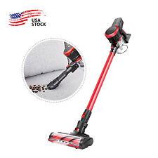 MOOSOO 2 in 1 Cordless Vacuum Cleaner Handheld Vacuum Ultra-Quiet Strong Suction