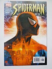 Spider-Man Unlimited 8 1st Joe Hill Work 2005 Marvel Comics