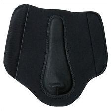English Or Western Saddle Horse Tough 1 Neoprene Splint Boots Medium Black