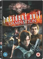 Resident Evil  Damnation     -  (DVD)  -  Brand New!