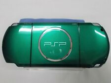 PlayStation Portable -- PSP 3000 Spirited Green -- Console. JAPAN. GAME. 293