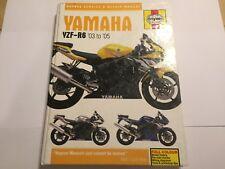 YAMAHA YZF-R6 YZF R6 HAYNES SERVICE & REPAIR Manual 2003-2005 03-05