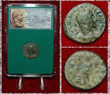 New ListingAncient Roman Empire Coin Alexander Severus Providentia Deultum, Thrace