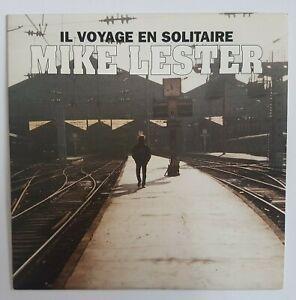 MIKE LESTER (rep. GERARD MANSET) : IL VOYAGE EN SOLITAIRE ♦ RARE CD SINGLE ♦