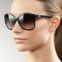 GUCCI⚡RARE Chocolate Brown Cat Eye Gradient Lens Sunglasses !!