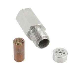 Oxygen O2 Sensor Adapter M18X1.5 Spacer Car CEL Eliminator Exhaust Gas Catalyst