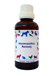 Phytopet Homeopathic Tartar Control Fragaria 6c Plaque Dog Cat 50g