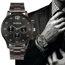 Montre  Luxe Neuve Classique Homme Bracelet Métal Fashion watch