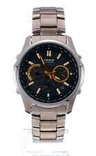 CASIO LINEAGE Chronograph LIW-M610TDS-1A2JF Men's Watch New in Box