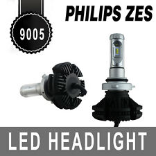 Philips 9005/HB3/H10 12000LM 100W Car LED Headlights Beam Bulbs Conversion White