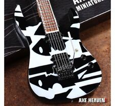 John Petrucci B&W Picasso Model By Axe Heaven Officially Licensed