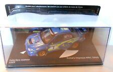 DIE CAST SUBARU IMPREZA WRC RALLY NEW ZEALAND 2003 SOLBERG - MILLS