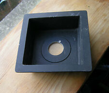 Devere Devon  & earlier Monorail  Lens board recessed panel copal 0 34.3mm hole