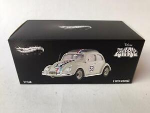 Hot Wheels Elite Herbie #53 THE LOVE BUG 1/43 BCK07