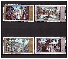 s9837) VATICAN MNH** 2002, Sixtine chapel 4v
