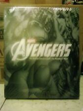The Avengers DVD  Marvel movie with The Ultimate Collectors Guide Book Brand New