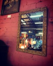 Vintage Antique French Mirror