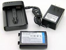 EN-EL4a Battery + Charger for Nikon DSLR D2H D2X D3 D3S D3X EN-EL4 MH21 MH22