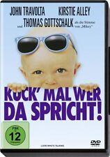 < DVD * KUCK' MAL WER DA SPRICHT !   JOHN TRAVOLTA , KIRSTIE ALLEY # NEU OVP