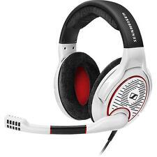 Geschlossene/ohraufliegende Sennheiser Computer-Headsets mit Lautstärkeregler