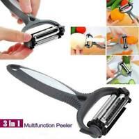 Vegetable Fruit Peeler Parer Julienne Cutter Slicer Kitchen Tool Gadgets Helper