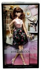 RARE Barbie The Look Doll Brunette Toy Karl Lagerfeld FACE - NEW - NRFB