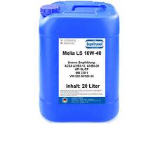 1x20l LML 10w40 d'huile pour VW SEAT SKODA AUDI 20 L