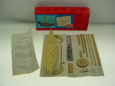 VINTAGE CONSTRUCTO MODEL KIT MARITIME SERIES VIKING SHIP R-40